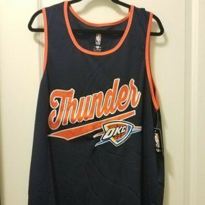 Oklahoma City Thunder NBA Basketball Jersey